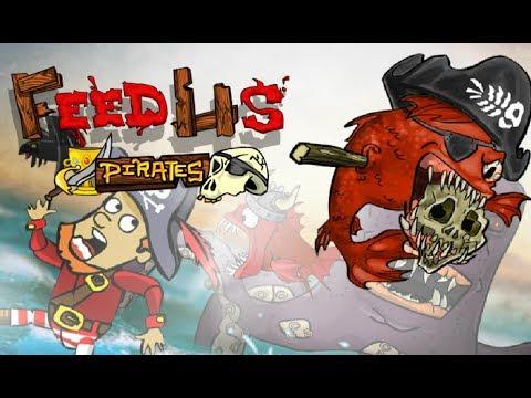 Feed Us Pirates - Gameplay Walkthrough