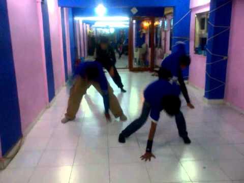 M.R.dance academy - Singham (remix) - Dance Choreography
