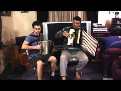 One Truckie's Epitaph (Slim Dusty) - Accordion Instrumental