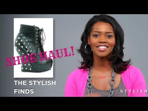 FALL SHOE HAUL FROM THE STYLISH FINDS!!