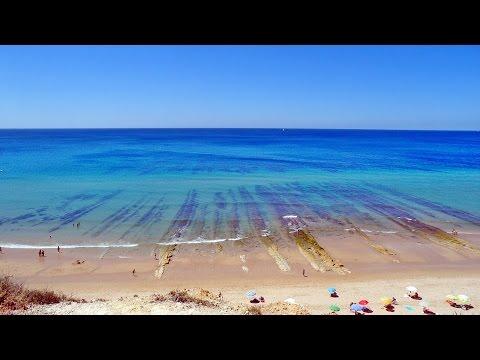 Praia Porto de M�s Lagos Algarve