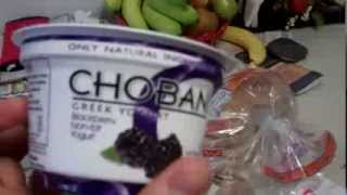 Chobani Greek Yogurt: Blackberry Review/Taste Test!