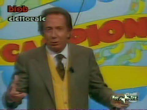1994 – Propaganda elettorale Fininvest per Berlusconi
