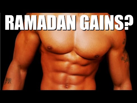 3 Ways To Keep Your Muscle During Ramadan