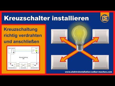 KNX RGBW verdrahten,verkabeln| LED Beleuchtung| Smarthome| Die Siwuchins