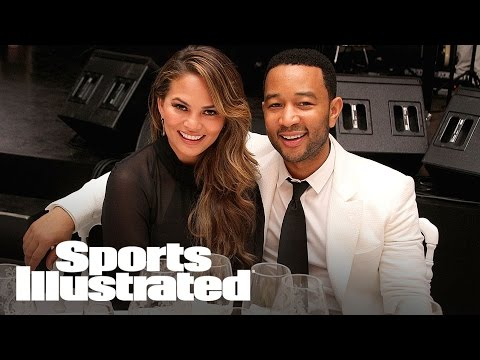 Chrissy Teigen on taking hubby John Legend to 'Crazy Horse' strip club - SI Now