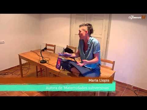 Presentaci Del Llibre Maternidades Subversivas De Maria Llopis
