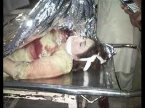 Ghazala Javed   Death  18.6.2012 video