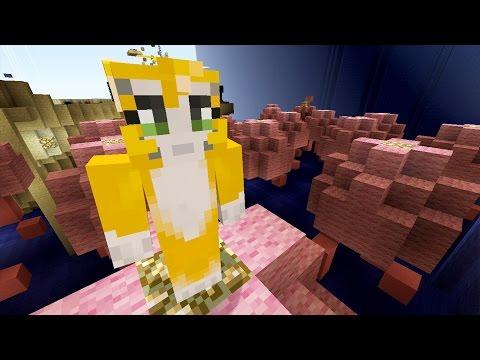 Minecraft: Xbox Finding Nemo The Rescue {3}