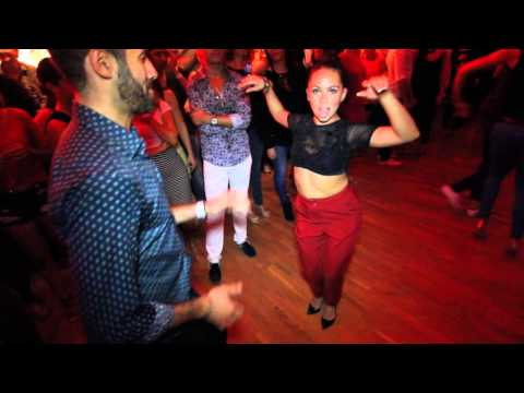 3am Sunday Night @ Warsaw Salsa Fest Mambo flr vid#2