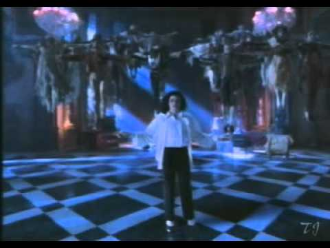 Michael Jackson - Ghost (Full Version).Mpg