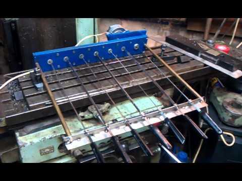 Электропривод для мангала своими руками как сделать