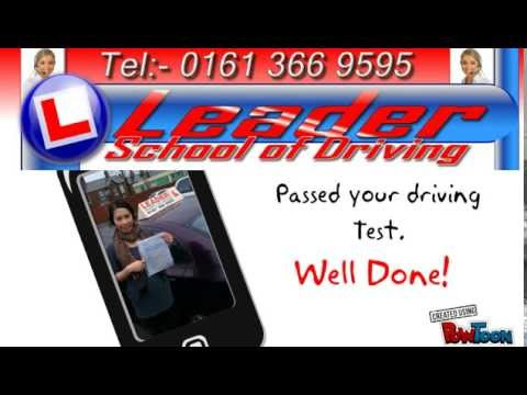 Manchester Driving Lessons Tameside Driving school test Pass