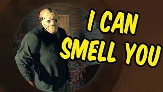 Creepy Jason - Friday the 13th Funny Moments