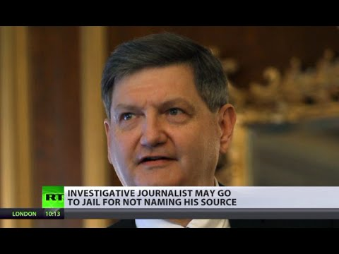 Persecuted Pulitzer: US investigative journalist faces jail for protecting whistleblower