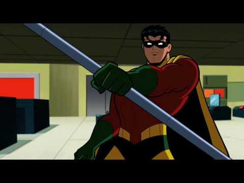 2 BATMAN: THE BRAVE & THE BOLD Sidekicks Assemble - Aqualad, Robin and Speedy