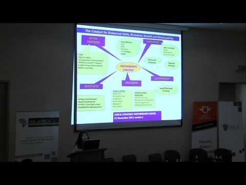 WIL Africa Conference 2015 - Ms Ayesha Itzkin