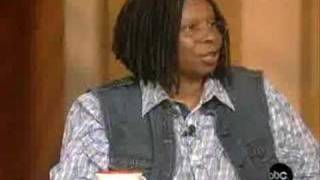 Whoopi and Elisabeth go at it, Ron Paul mentioned