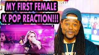 CL - HELLO BI+CHES | DANCE PERFORMANCE VIDEO | REACTION!!!