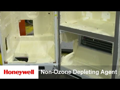 Honeywell Solstice Non-Ozone Depleting Liquid Blowing Agent Helps Whirlpool Address New Energy Std.