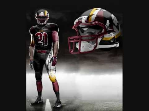 New Nike Nfl uniforms