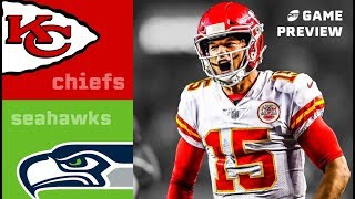 Game Preview: Chiefs vs. Seahawks | PFF