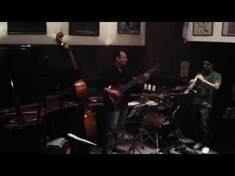 Hammadi Bayard playing a solo on the EWI