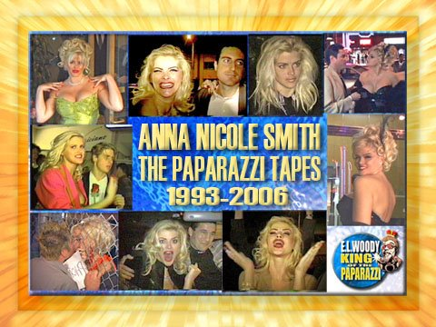 Anna Nicole Smith: The Paparazzi Tapes video