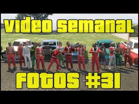 ◆Brasil LIVE 360 - Video Semanal De Fotos #31 - Gta V Online◆