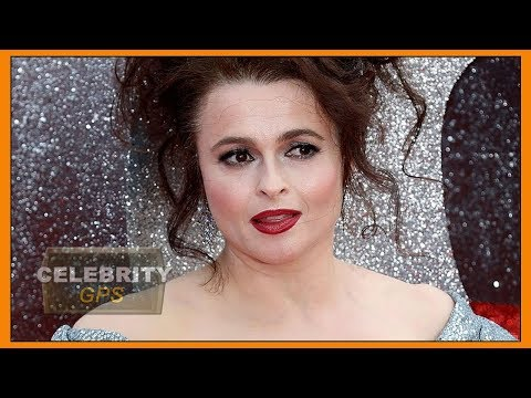 HELENA BONHAM CARTER gets PRINCESS MARGARET'S BLESSING via a PSYCHIC - .Hollywood TV