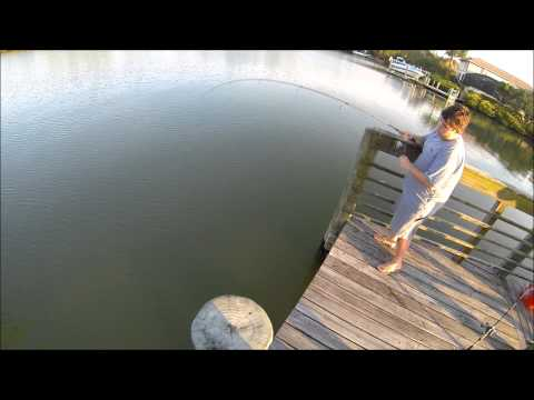 GoPro Hero3 Gulf Coast Bay Fishing