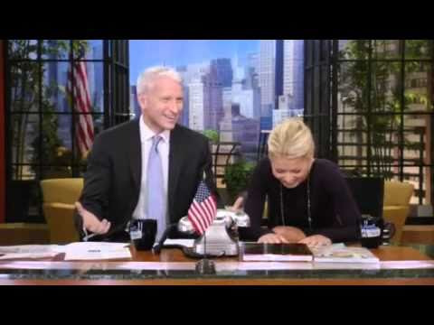 09/17/10 Anderson on LIve With Regis & Kelly -Host Chat