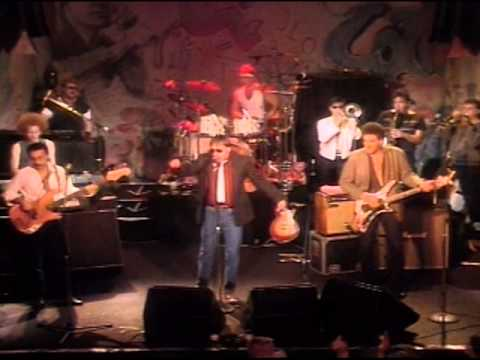 Southside Johnny & The Asbury Jukes - Love Is The Drug