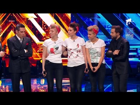 Trupa 3 O'Clock, eliminată de la X Factor