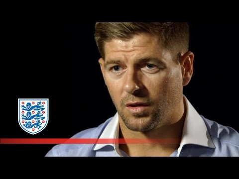 Steven Gerrard on international career - full interview | FATV Exclusive