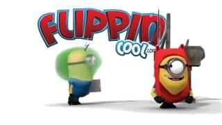 Funny Minions Fart - Flippin Cool