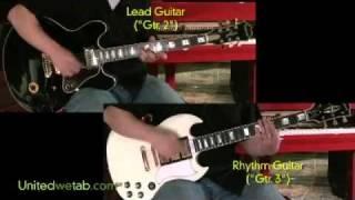 Foo Fighters - Pretender Guitar Cover