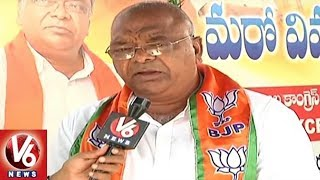Modi Welfare Schemes Will Make Me Win In TS Polls, Says BJP Candidate Anand Reddy