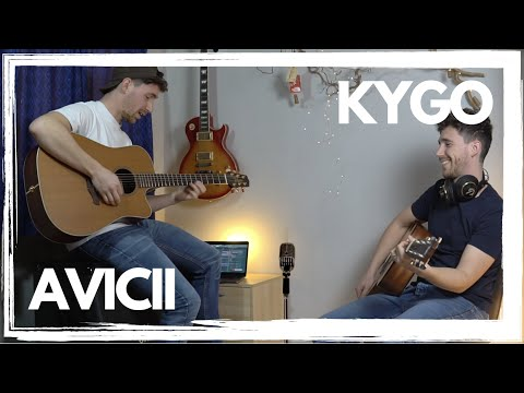What if Avicii and Kygo only had acoustic guitars?
