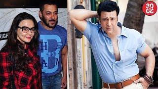 Salman Khan To Do A Film With Preity Zinta? | Govinda To Lose Out 'No Entry Main Entry'