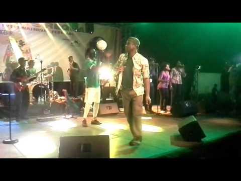 Amos McRoy live Concert [Nigeria 2014 AFRICA MEETS REGGAE Int'l World Music Festival]