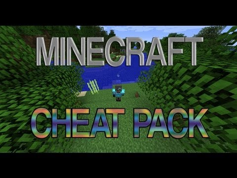 Minecraft MOD - Cheat Pack