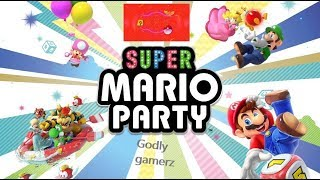 Super Mario Party Godly Gamerz                          ( special guests )