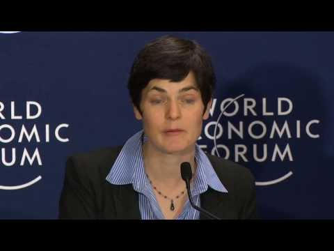 Davos 2014 - Press conference - Circular Economy Launch