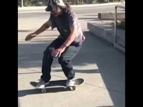 Wizardy from @streetgenius ⚡📹: @tylerdeford & @beautiful.vibrationz | Shralpin Skateboarding