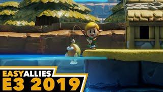 Zelda: Link's Awakening Impressions - E3 2019 (Day 2 Highlight)