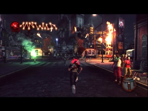 Infamous 2: Festival of Blood [Segredos] - PS3