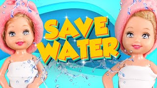 Barbie - Don't Waste Water!   Ep.165