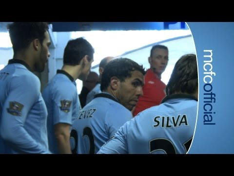 TUNNEL CAM: City 4-0 Newcastle