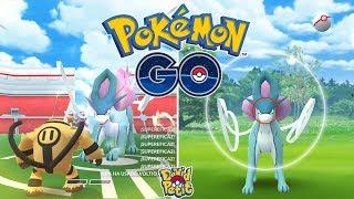 MI MEJOR SUICUNE!! RAID DAY DE SUICUNE!! (PARTE 1) [Pokémon GO-davidpetit]